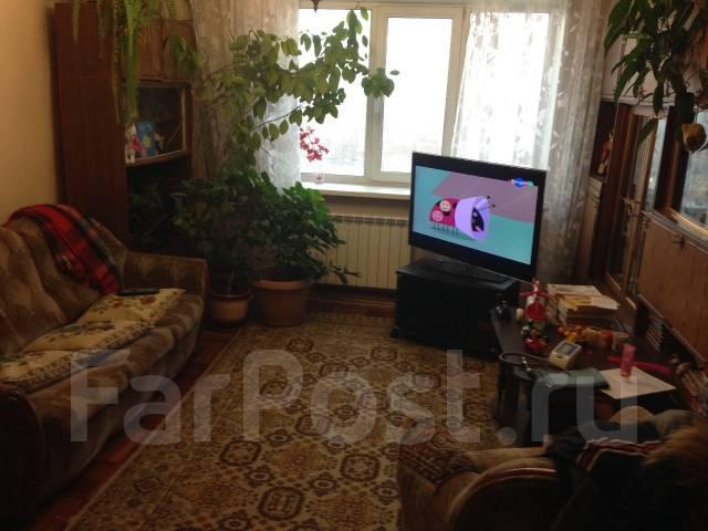 3-комнатная, улица Сахалинская 32. Тихая, частное лицо, 62 кв.м.