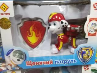"""Игрушка """"щенячий патруль"""" Маршал"""