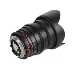 Объектив Samyang 24mm T1.5 Cine Lens for Canon EF. Для Canon