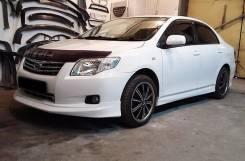 Обвес кузова аэродинамический. Toyota Corolla Axio, ZRE142, NZE141, NZE144, ZRE144 Двигатели: 1NZFE, 2ZRFAE, 2ZRFE