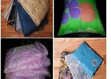 Постельное белье и текстиль.