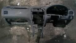 Панель приборов. Nissan Sunny, FNB15, FB15, B15, JB15 Двигатели: SR16VE, QG13DE, QG15DE