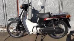 Suzuki Birdie. 50 куб. см., исправен, птс, без пробега