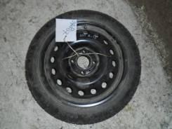 15 диск запасного колеса(докатка) Nissan Note