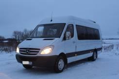 Mercedes-Benz Sprinter 515 CDI. Mercedes sprinter 515 CDI турист 2013 г., 20 мест, цена 1970000 р, 2 200 куб. см., 20 мест