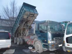 Hino Profia. Самосвал Хино Профия, 21 000 куб. см., 20 000 кг.