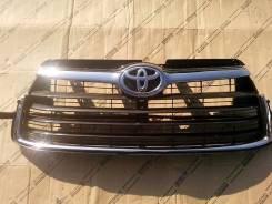 Эмблема решетки. Toyota Highlander, GSU50, GSU55L, ASU50, GVU58, ASU50L, GSU55