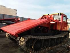 АТЗ ТТ-4. Продаю трактор трелевочный ТТ-4, 11 000 куб. см.