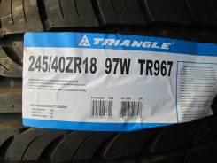 Triangle Group TR967. Летние, 2015 год, без износа, 4 шт