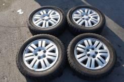 #Продам комплект колес, Япония, Б/П по России, возможна отправка. 6.0x16 5x114.30 ET46 ЦО 66,0мм.