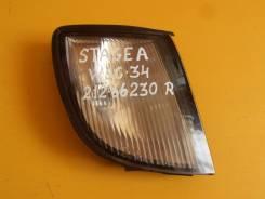 Габаритный огонь. Nissan Stagea, WGC34
