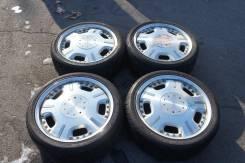 #Продам комплект колес, Япония, Б/П по России, возможна отправка. 7.5x18 4x114.30, 5x114.30 ET44 ЦО 75,0мм.