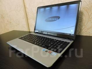 Samsung 350E5C. 15.6дюймов (40см), 3,1ГГц, ОЗУ 6144 МБ, диск 320 Гб, WiFi, Bluetooth