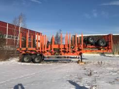 Политранс ТСП 9417. Полуприцеп-сортиментовоз Политранс 9417-0000036 в наличии., 33 000 кг.