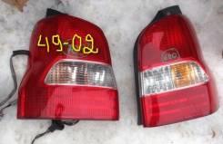 Стоп-сигнал. Mazda Demio, DW3W