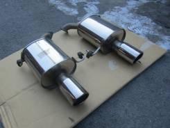 Выхлопная система. Subaru Legacy, BP9, BP, BP5, BPE