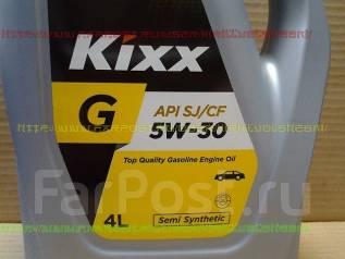 Kixx GS Oil. Вязкость 5W-30, полусинтетическое