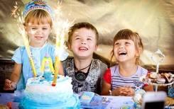 Подарочный сертификат. Репортажная фотосъемка детского праздника