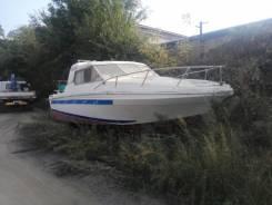 Reinell. Год: 1990 год, длина 6,70м., двигатель стационарный, 280,00л.с., бензин