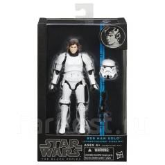 Коллекция фигурок Звездные Войны Han Solo. центр, приставкин
