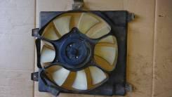 Вентилятор охлаждения радиатора. Mitsubishi Lancer Evolution, CT9A, CE9A, CD9A, CN9A, CP9A Двигатель 4G63T