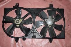 Вентилятор охлаждения радиатора. Nissan Bluebird Sylphy, TG10