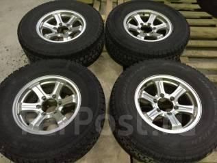 Комплект колес Weds Keeler 265/70 R16 Prado Surf. 7.0x16 6x139.70 ET26