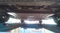 Защита картера двигателя и кпп на Lexus GS450h