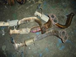 Гофра глушителя. Honda Odyssey, RA6 Двигатель F23A