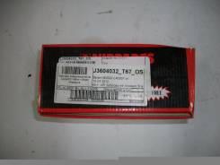 Колодка тормозная. Honda Civic Hybrid Honda Civic Двигатели: LDA1, D16W7, D17A8, D17A9
