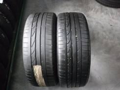 Bridgestone Potenza RE050A II. Летние, 2011 год, износ: 10%, 2 шт