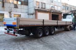 Техомs. Полуприцеп бортовой Texoms 2016г., 24 000 кг. Под заказ