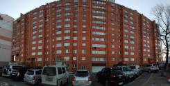 Продаю гостинку. Улица Калинина 115а, р-н Чуркин, 30 кв.м. Дом снаружи
