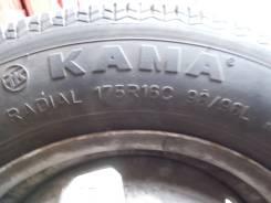 Кама ВлИ-10М. Зимние, шипованные, износ: 5%, 6 шт