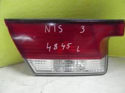 Вставка багажника. Nissan Sunny