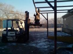 Сварочные работы на Южно-Портовой: петли, ворота, двери, решетки