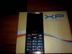 Телефон XP H209 новый, сенсорный, Power Bank - 10800 mah, 2 симкарты,