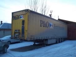 Krone SDP27. Полуприцеп Krone SDP 27, 31 550 кг.