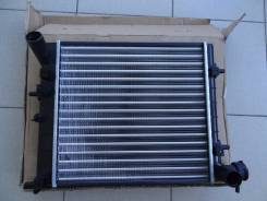 Радиатор охлаждения двигателя. Hyundai Accent