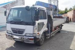 Nissan Diesel UD. Продам самогруз , 8 000 куб. см., 5 700 кг.