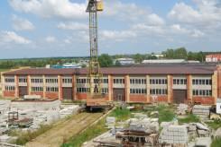 Помешение под производство 1725 кв. м., высота 8, 5 м. С. Мирное, ул. Клубная, 5, р-н Железнодорожный, 1 725 кв.м.