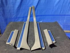 Порог пластиковый. Nissan Murano, TZ50, PNZ50, PZ50 Двигатели: QR25DE, VQ35DE