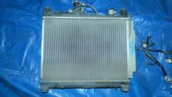 Радиатор охлаждения двигателя. Toyota Sienta, NCP85, NCP85G Toyota Porte, NNP11, NNP10, NNP15 Двигатели: 1NZFE, 2NZFE