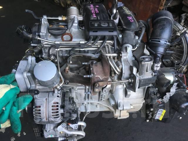 Мотор CBZ   (CBZA CBZB CBZC)  1.2 TSI по наличию в Москве