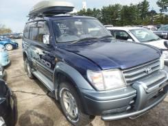 Дуга. Toyota Land Cruiser Prado, RZJ95W Двигатель 3RZFE