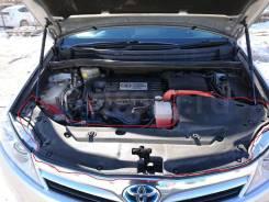 Крышка рамки радиатора. Toyota Sai, AZK10