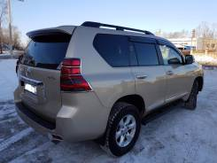 Toyota Land Cruiser Prado. автомат, 4wd, 2.7 (163 л.с.), бензин, 90 000 тыс. км