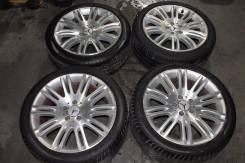 Комплект оригинальных разношироких колес Mercedes-Benz R18. 8.5/9.0x18 5x112.00 ET38/39