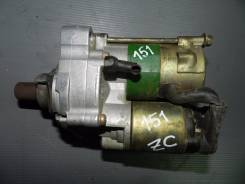 Стартер. Honda Integra, DB6 Двигатель ZC