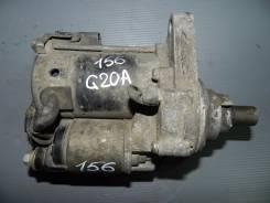 Стартер. Honda: Rafaga, Vigor, Inspire, Accord Inspire, Saber, Ascot Двигатели: G20A, G25A3